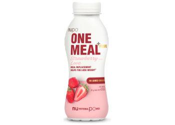 Nupo One Meal + Prime Shake  Jordbær
