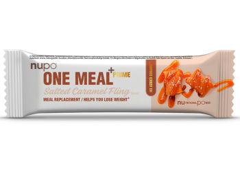 Nupo One Meal + Prime Bar - Salted Caramel