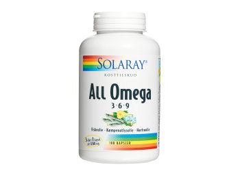 Solaray All Omega 3-6-9
