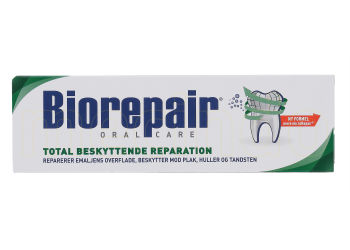 Biorepair Oral Care Total Beskyttende Tandpasta