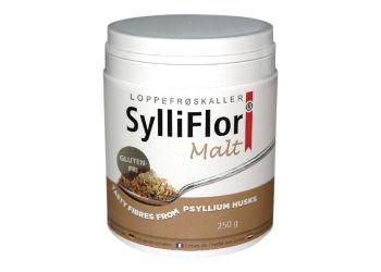 SylliFlor Malt Loppefrøskaller