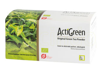 Grönt Te Extrakt Ekologisk