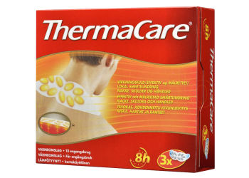 ThermaCare Nacke Skuldra & Handled 3st