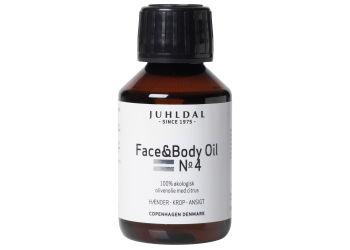 Juhldal Face & Body Oil Oliven Citrus