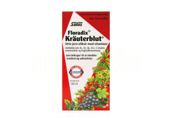 Floradix Kräuterblut Jern