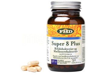 Udo's Choice Super 8 Plus Melkesyrebakterier