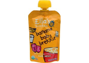 Ellas Kitchen Baby Brekkie - Banana