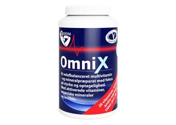 Biosym Omnix U. Jern Og K-vitamin