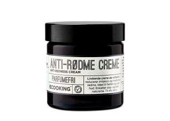 Ecooking Anti-Rødme Krem parfymefri