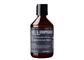Ecooking Men Hår och duschtvål