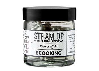 Ecooking Stram opp serum i kapsler