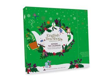 English Tea Shop Julekalender Ø m. 25 Tebreve