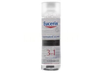 Eucerin DermatoClean 3-in-1 Cleansing Fluid