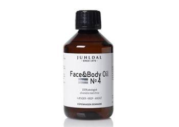 Juhldal Face & Body Oil No4 Citrus