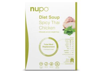 Nupo Spicy Thai Chicken Soup