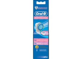 Oral-B Sensitive Extra Soft & Gentle Brush Heads (EBS17)