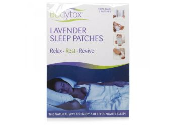 Bodytox - Lavender Sleep Patches Prøvepakke