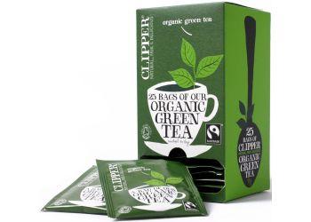 Clipper Økologisk Grønn Te