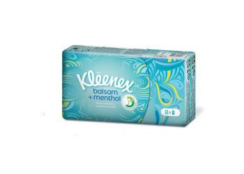 Kleenex Balsamservetter