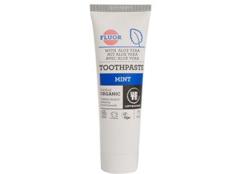 Urtekram Mint with Fluoride toothpaste