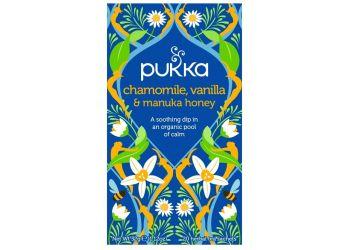 Pukka Chamomile & Vanilla Te