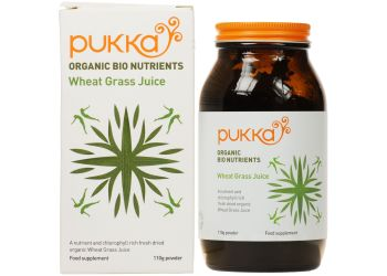 Pukka Juicy Wheat Grass