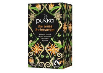 Pukka Star Anise & Cinnamon Te