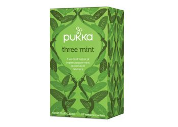 Pukka Three Mint Te