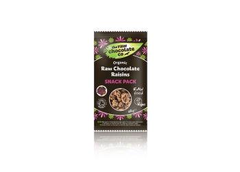 The Raw Chocolate Company Rosiner m. Rå Chokolade Ø