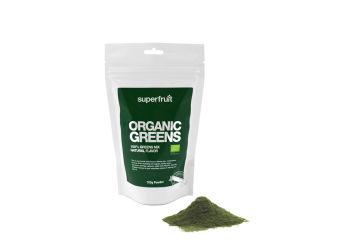 Superfruit Organic Greens Pulvermix Ø