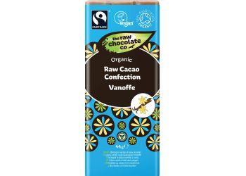 The Raw Chocolate Company Vanoffe Chokoladebar