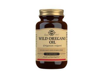 Solgar Vild oregano olie