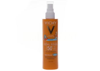 Vichy Ideal Soleil Kids Spf50 Spray