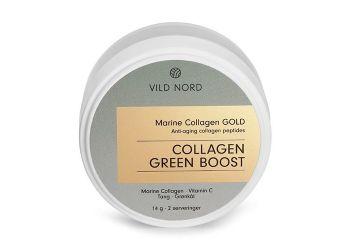 VILD NORD Marine Collagen Green Boost