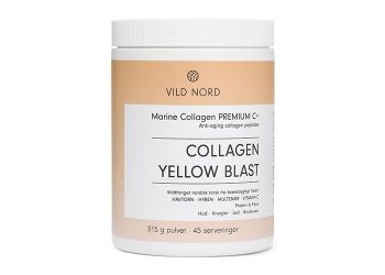 VILD NORD Marine Collagen Yellow Blast