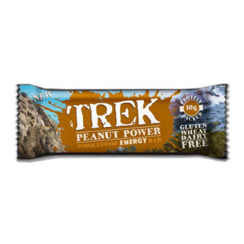 Trek Peanut Power Energy Bar