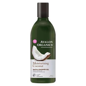 Avalon Organics Bath & Shower Gel Coconut Moisturizing