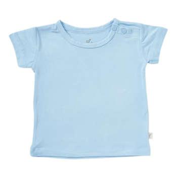 Boody Baby T-shirt Blå 6-12 Mdr