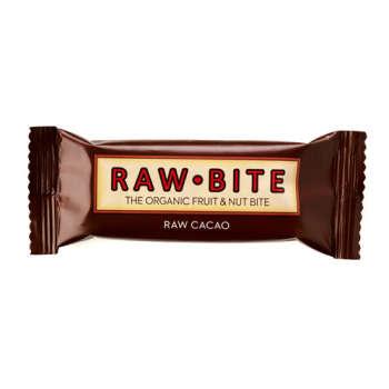 Rawbite Raw Frukt & Nötbar Choklad