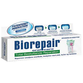 Biorepair Oral Care Total Beskyttende Tandpasta