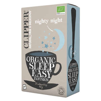 Clipper Organic Sleep Easy Infusion 20p EKO