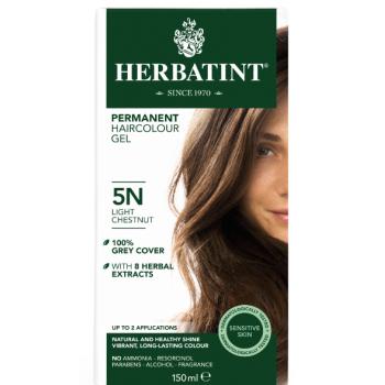 Herbatint 5N hårfarve Light Chestnut