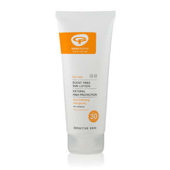 Green People Sun Lotion SPF 30 Neutral