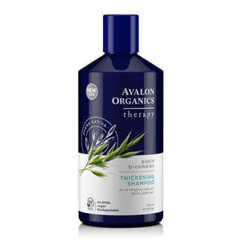 Avalon Organics Thickening Shampoo Biotin B-complex