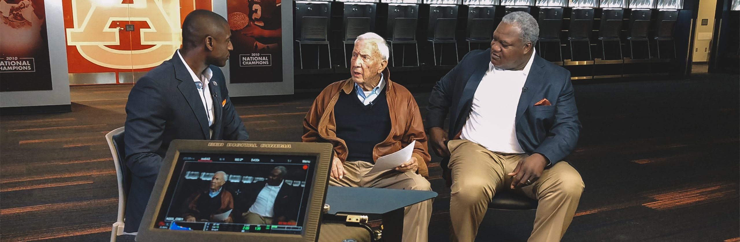 Our Day with Coach Dye: A Spirit That Was Not Afraid