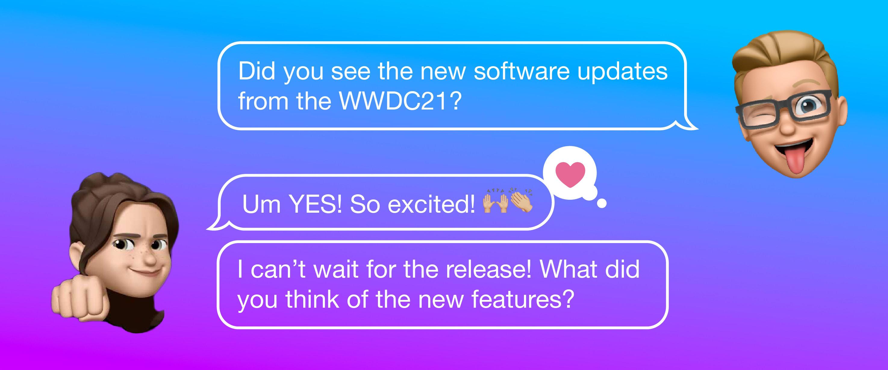 Apple Updates Have the Tele Team Buzzing