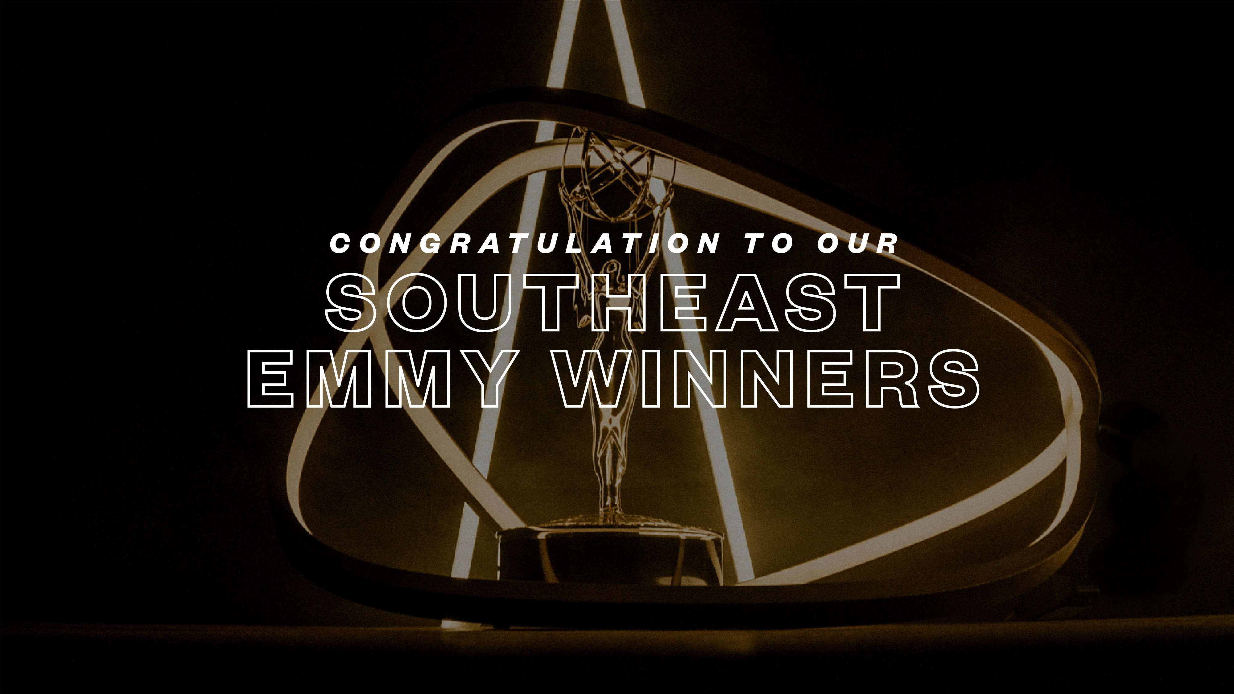 Tele Team Takes Home Three Emmys