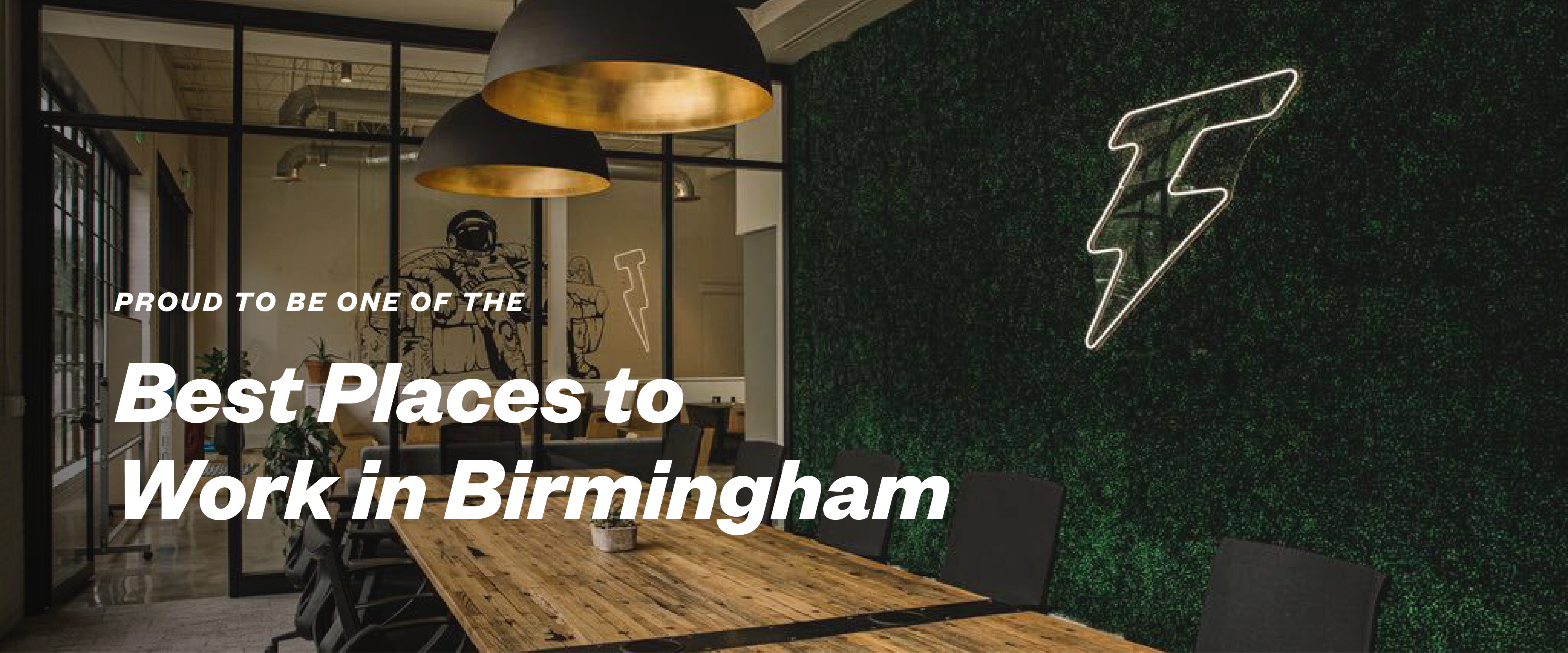 """Telegraph Recognized by BBJ as a """"Best Place to Work"""" in Birmingham"""