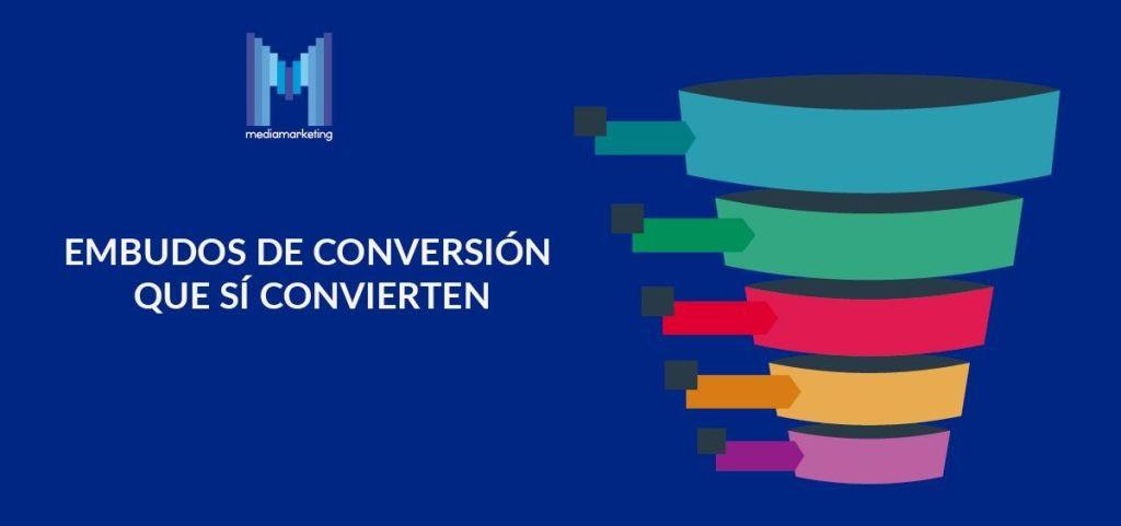 Embudos de conversión que convierten