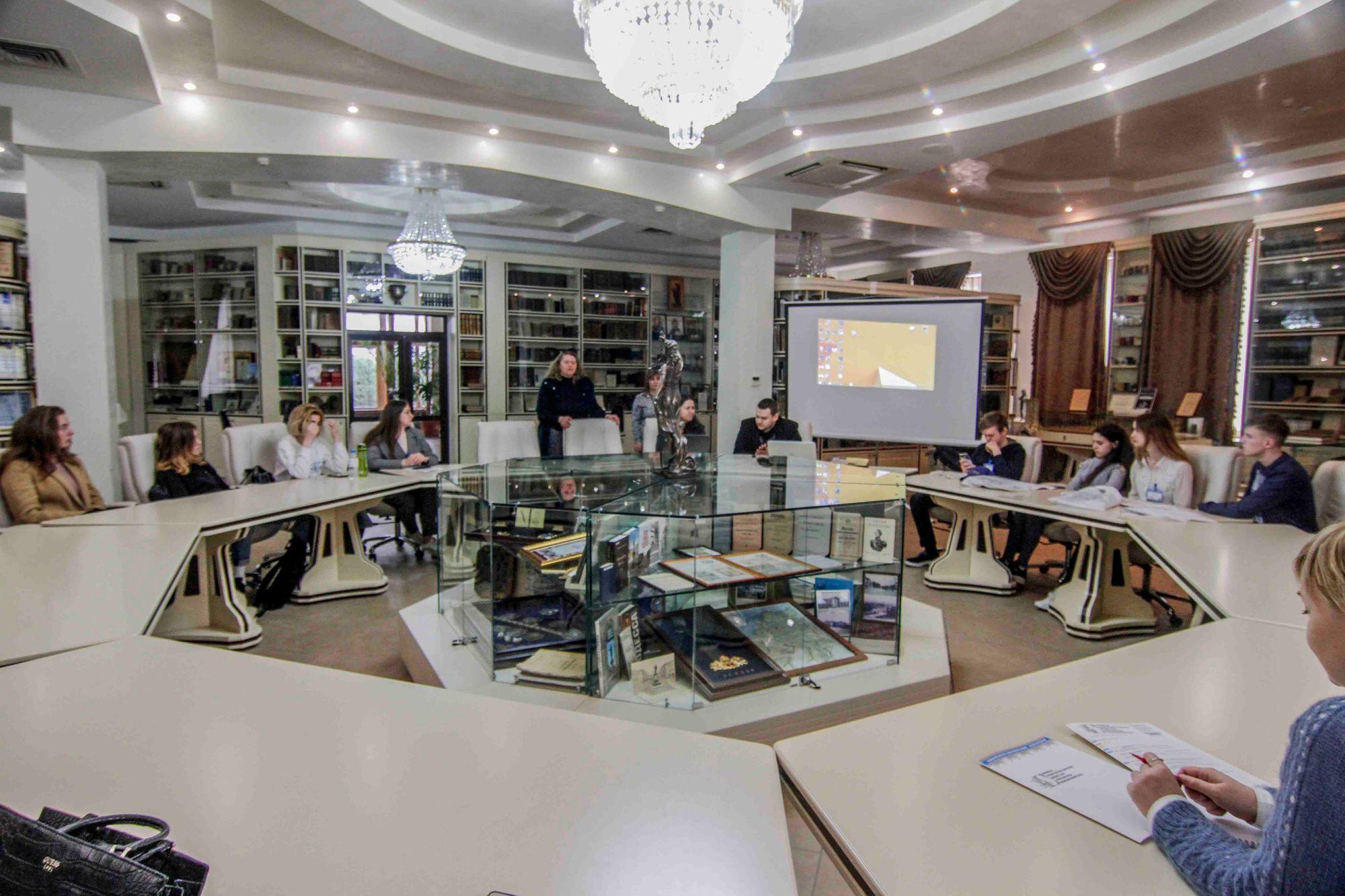 Новітні медіа і медіаграмотність: дискусії в Одесі